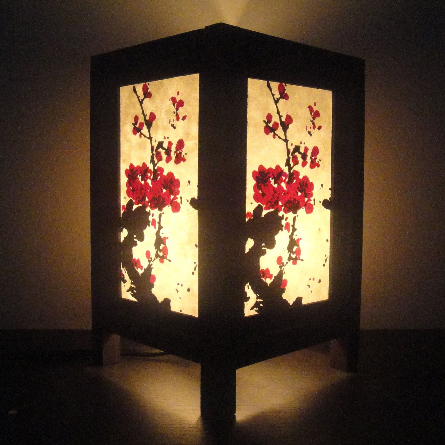 Cherry Blossom Lamp For Centerpiece These Are Going To