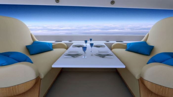 Supersonic Jet Will Use Live Displays Instead Of Windows (Video) geeky-gadgets.com