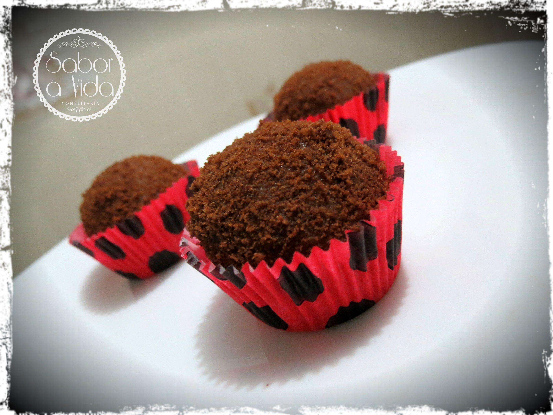 Brigadeiro Gourmet de Cookies Bauducco