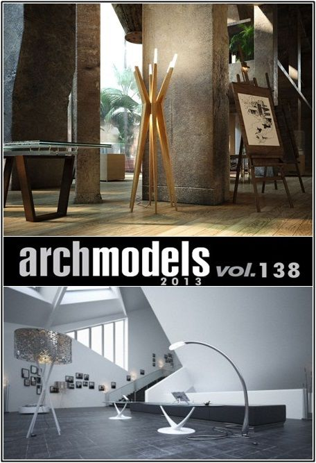 Evermotion – Archmodels vol  138 | תאורה | Model
