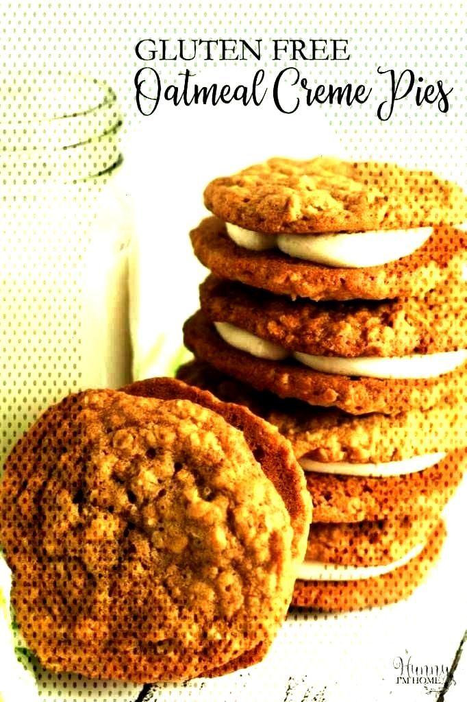 Gluten Free Oatmeal Creme Pies Copycat Recipe | Hunny Im HomeGluten Free Oatmeal Creme Pies Copyca
