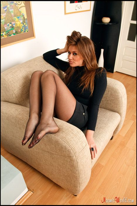 Mistaken. Joanna polish girl in sexy black pantyhose can