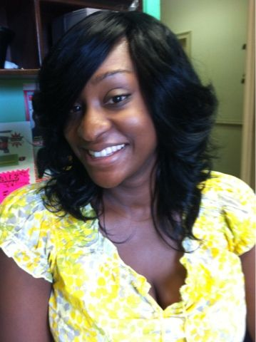 How To Weave Full Head Advanced Natural Looking Sew In Weave Hair Extensions Beauty Salon Goddess Hairstyles Track Hairstyles Sew In Weave Hairstyles