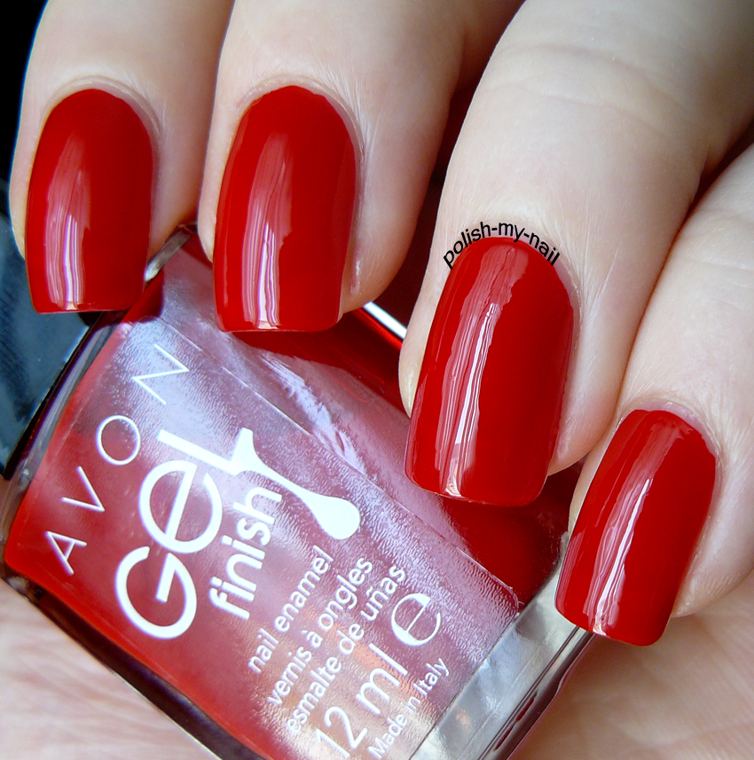 When Was Red Nail Polish Invented | Hession Hairdressing