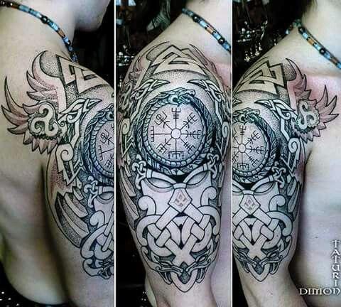 tattoo tattoos pinterest tatouages vikings tatouages et essayer. Black Bedroom Furniture Sets. Home Design Ideas