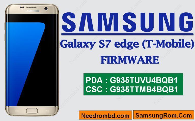 Samsung Galaxy S7 Edge [G935T]-G935TTMB4BQB1 Rom | Smartphone
