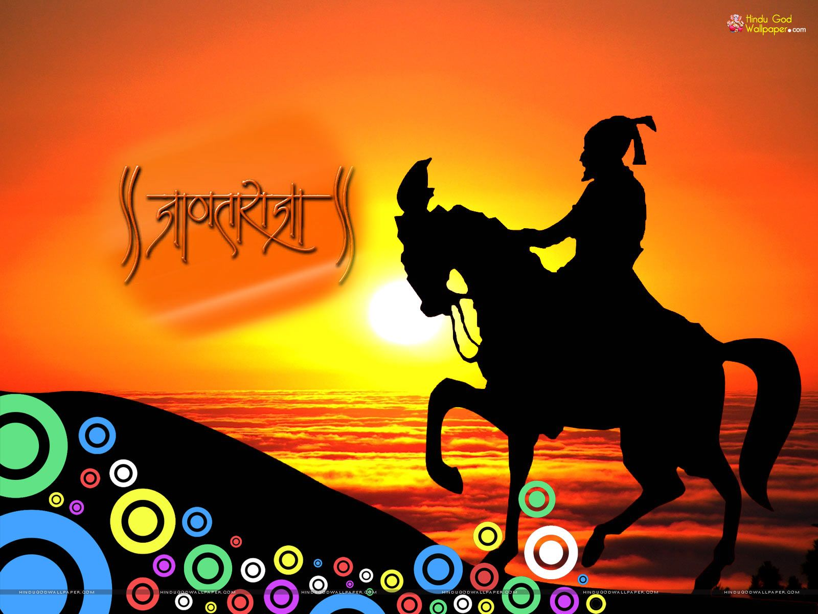 Hd wallpaper shivaji maharaj - Maratha Shivaji Wallpaper Free Download