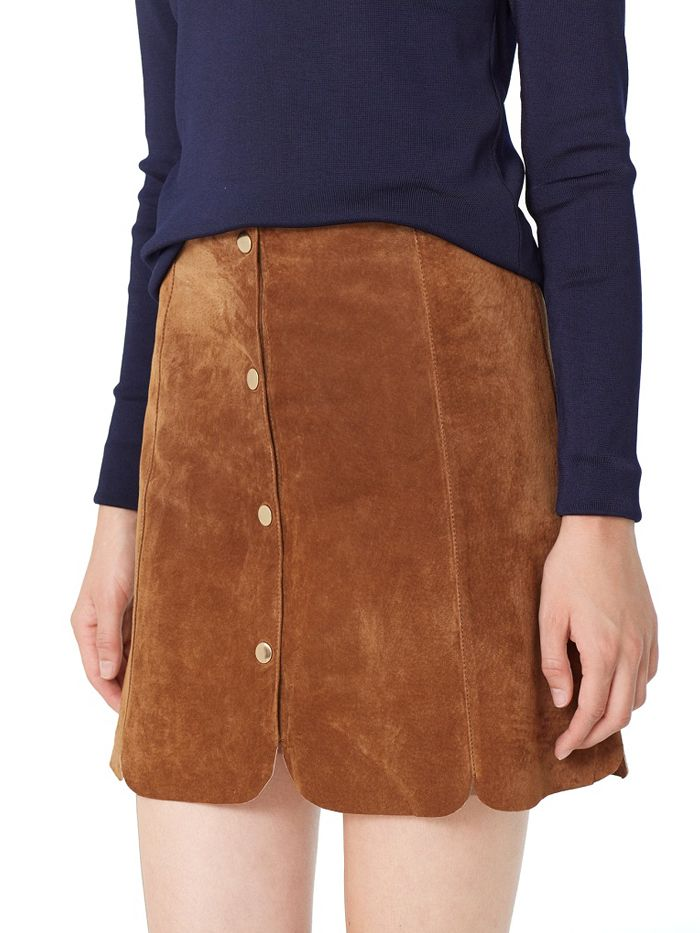 Must-Have: Autumn-Appropriate Miniskirt