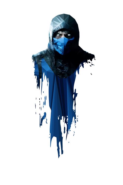 Subzero Mortal Kombat Art Sub Zero Mortal Kombat Mortal Kombat Tattoo