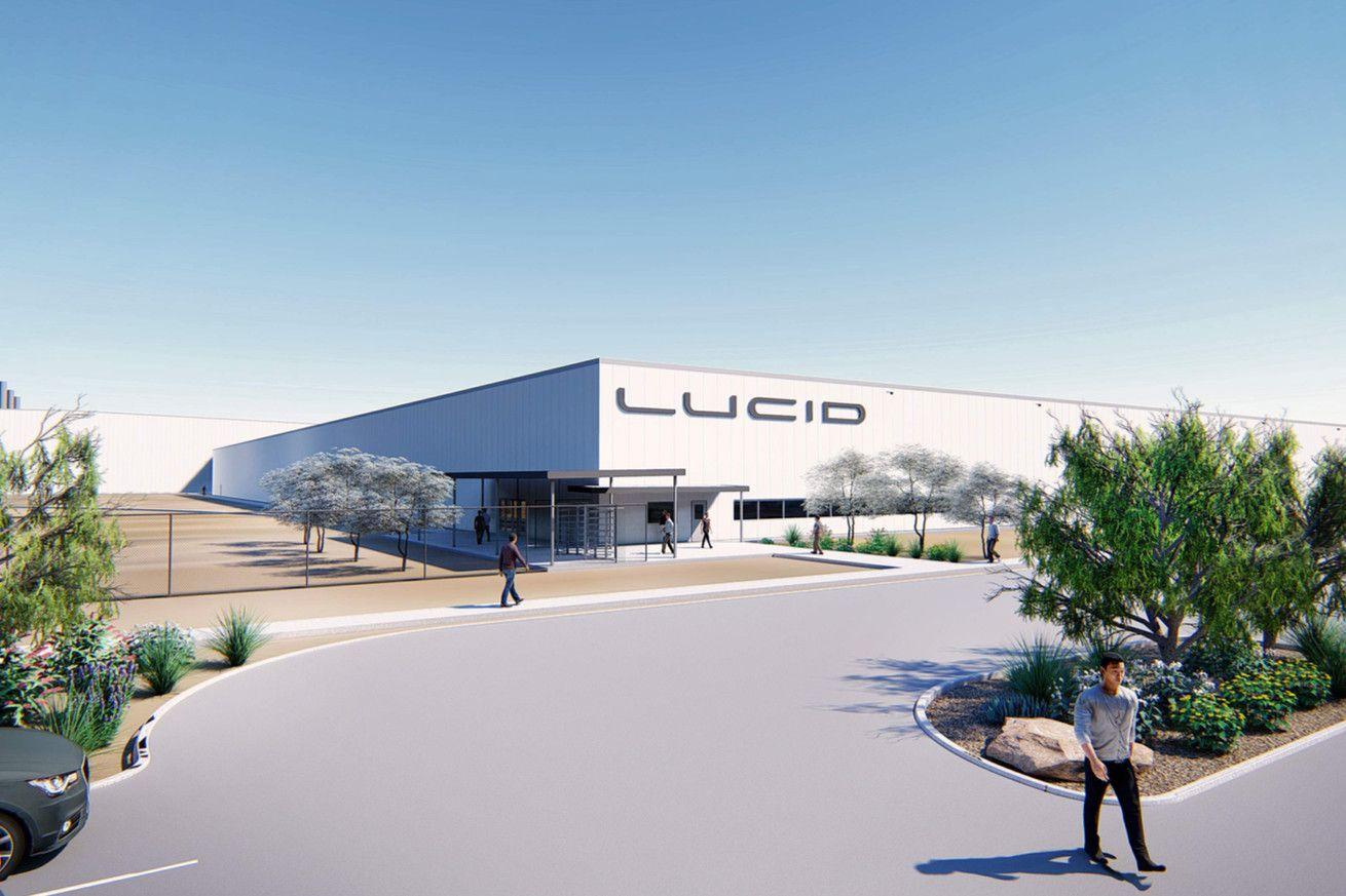 Here S What Lucid Motors 700 Million Ev Factory Will Look Like