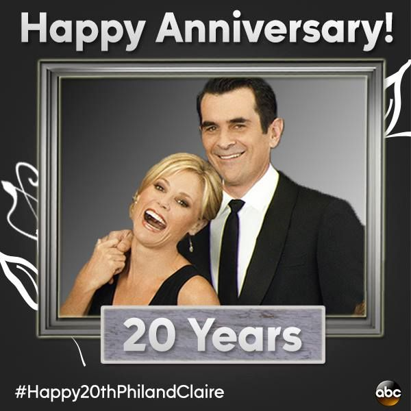 modern family happy anniversary