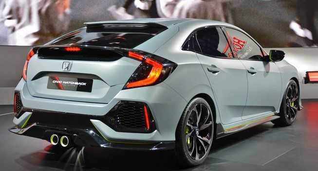 2018 Honda Civic Hatchback Release Date Price Specs Review