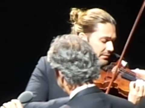 David Garrett And Andrea Bocelli 230613 Cologne Ave Maria