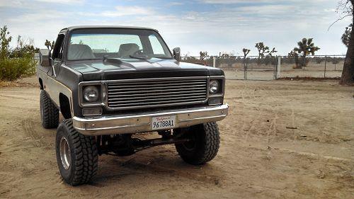 1975 Chevrolet C10 - Pinon Hills, CA #9670634861 Oncedriven