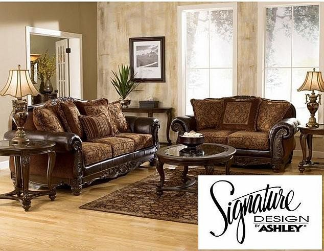 Living Room Sets Furniture Ashley, Ashley Furniture Pensacola Fl
