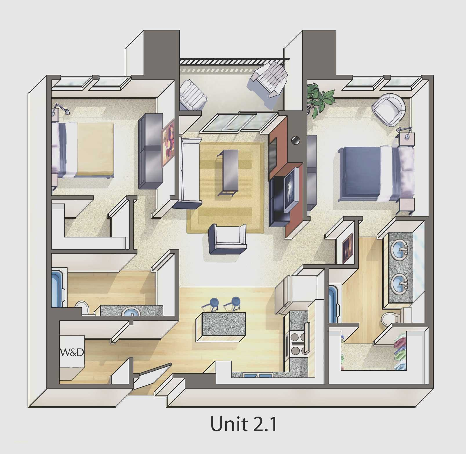 Inspirational 1 Bedroom Apartment Design Plans   Bedroom Design ...