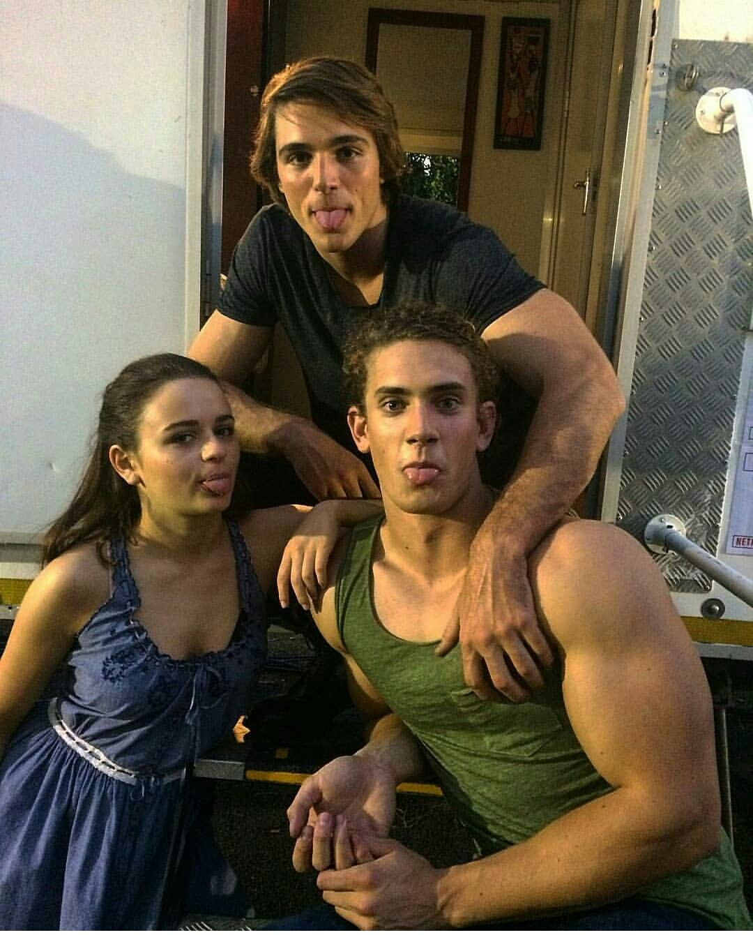Jacob Elordi, Joey King and Joshua Eady | Men I'd Go