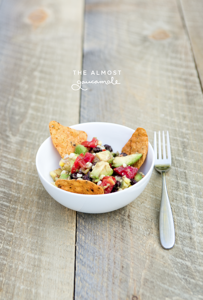 Just 5: Almost Guacamole  |  The Fresh Exchange