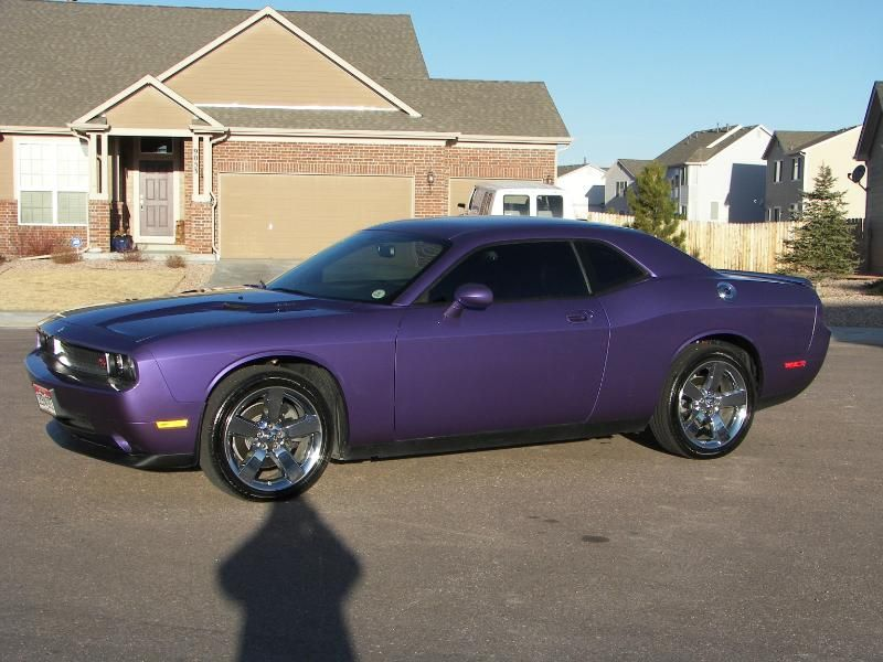 plum crazy challenger | Mike wog | Pinterest | Dodge challenger and Cars
