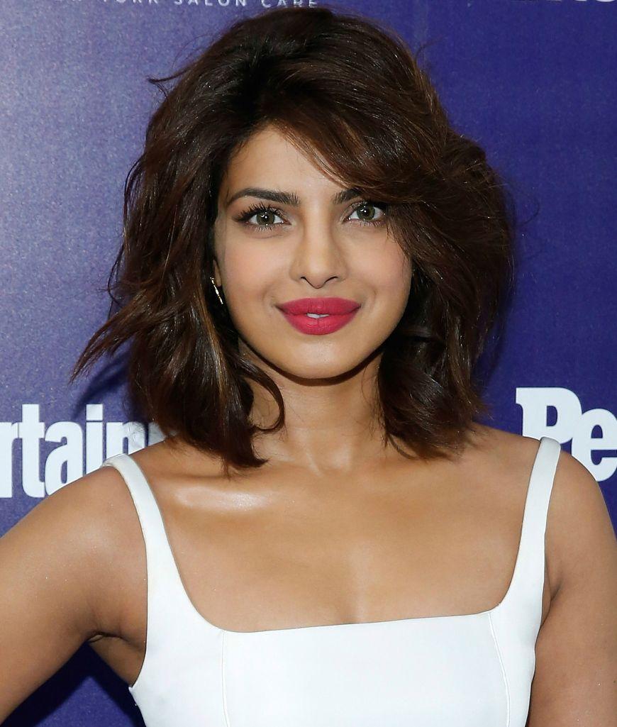 How to Get Thick Hair—Now  Thick hair styles, Priyanka chopra
