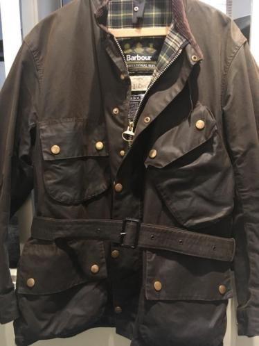 for sale original A10 Barbour International Suit Jacket.