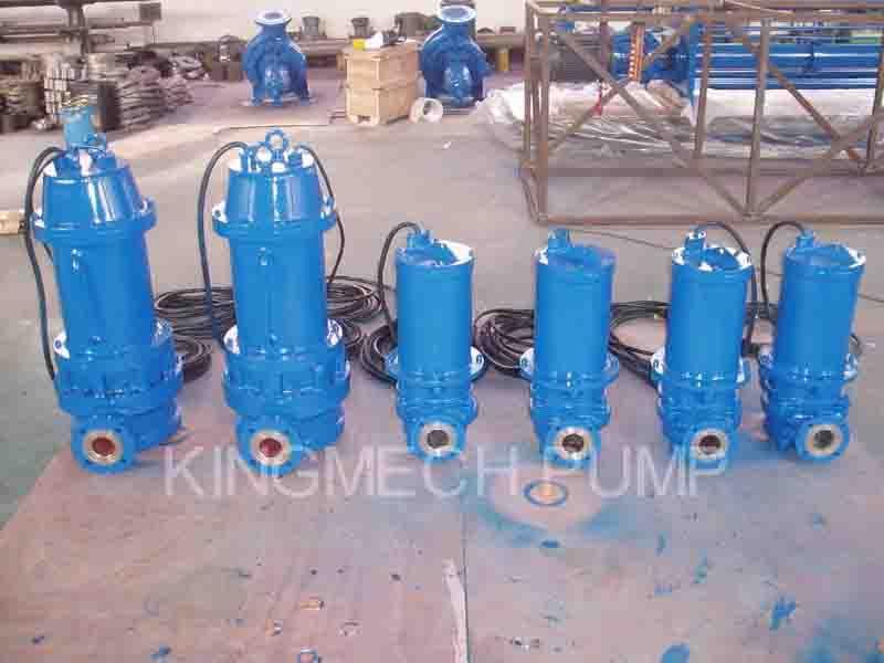 WQ Submersible Sewage Pump,Titanium Pump,Titanium Pump wholesale