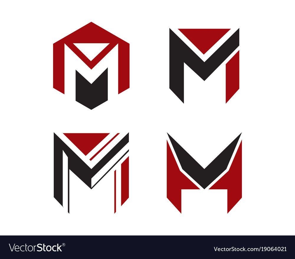 Pin by pascreative on vectorstock | Pinterest | Letter logo, Logo ...