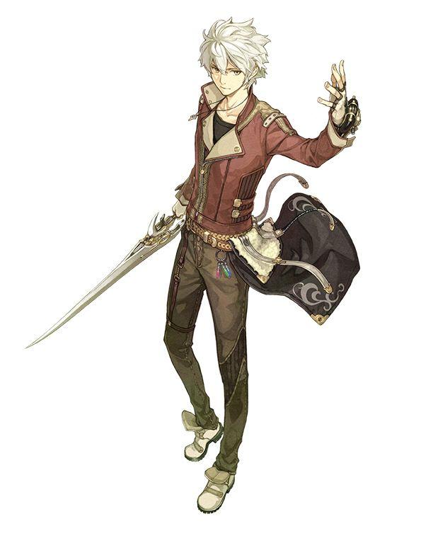 Escha Logy 25 Jpg 595 760 Anime Characters Character Art Concept Art Characters
