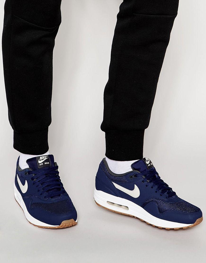 Nike Air Max 1 Trainers  7a373c452eb7