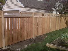 1950s Fence Design Google Search Fence Design Backyard