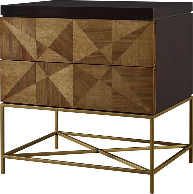 Stylish And Practical Contemporary Furniture For Every: As Practical As It Is Attractive. A Perfect Bedside Or End