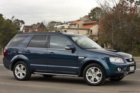 Ford Territory Ghia Turbo Is This The Same As Us Version Ford Taurus X Australian Cars Ford Car