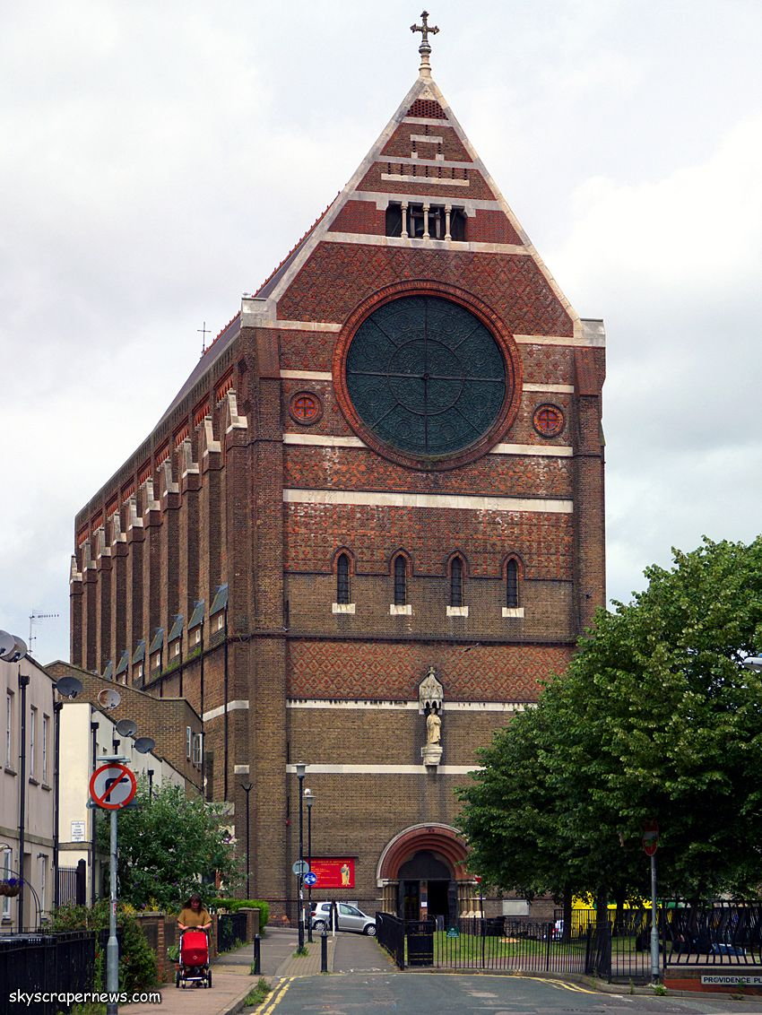 brighton st bartholomew church - Google Search