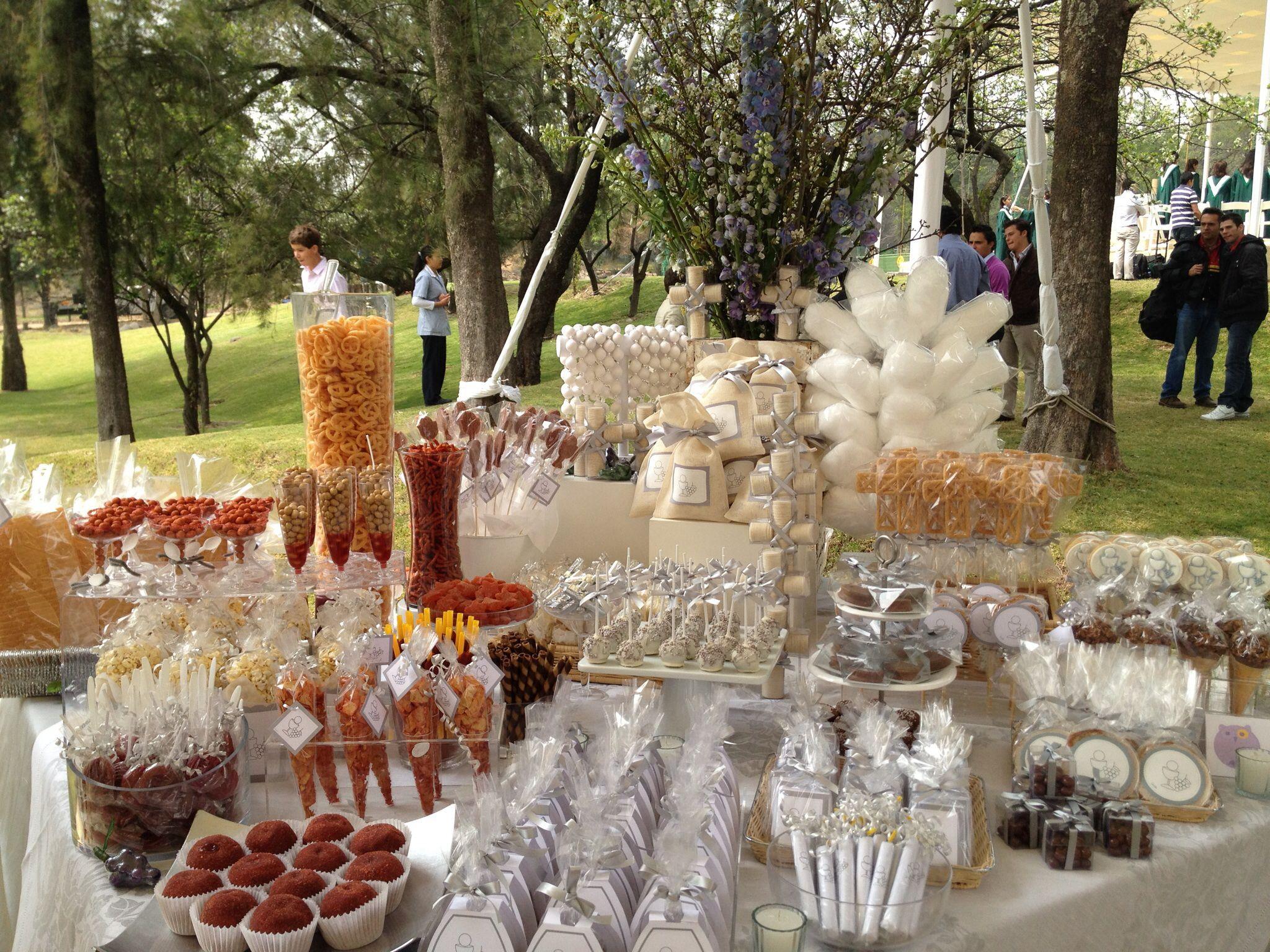 Primera comunion mesas para eventos pinterest - Mesas para comuniones ...