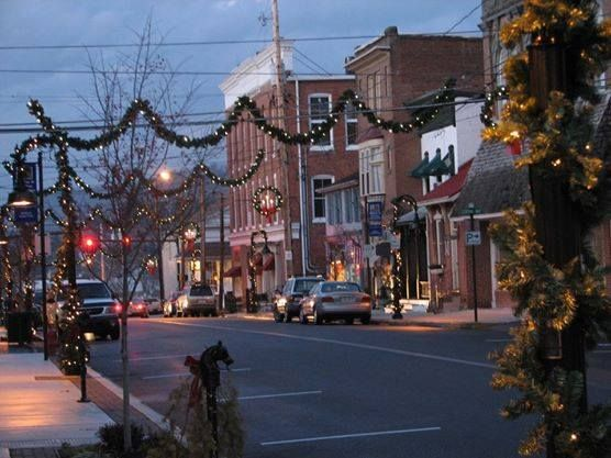 Pictures Of Downtown Bedford