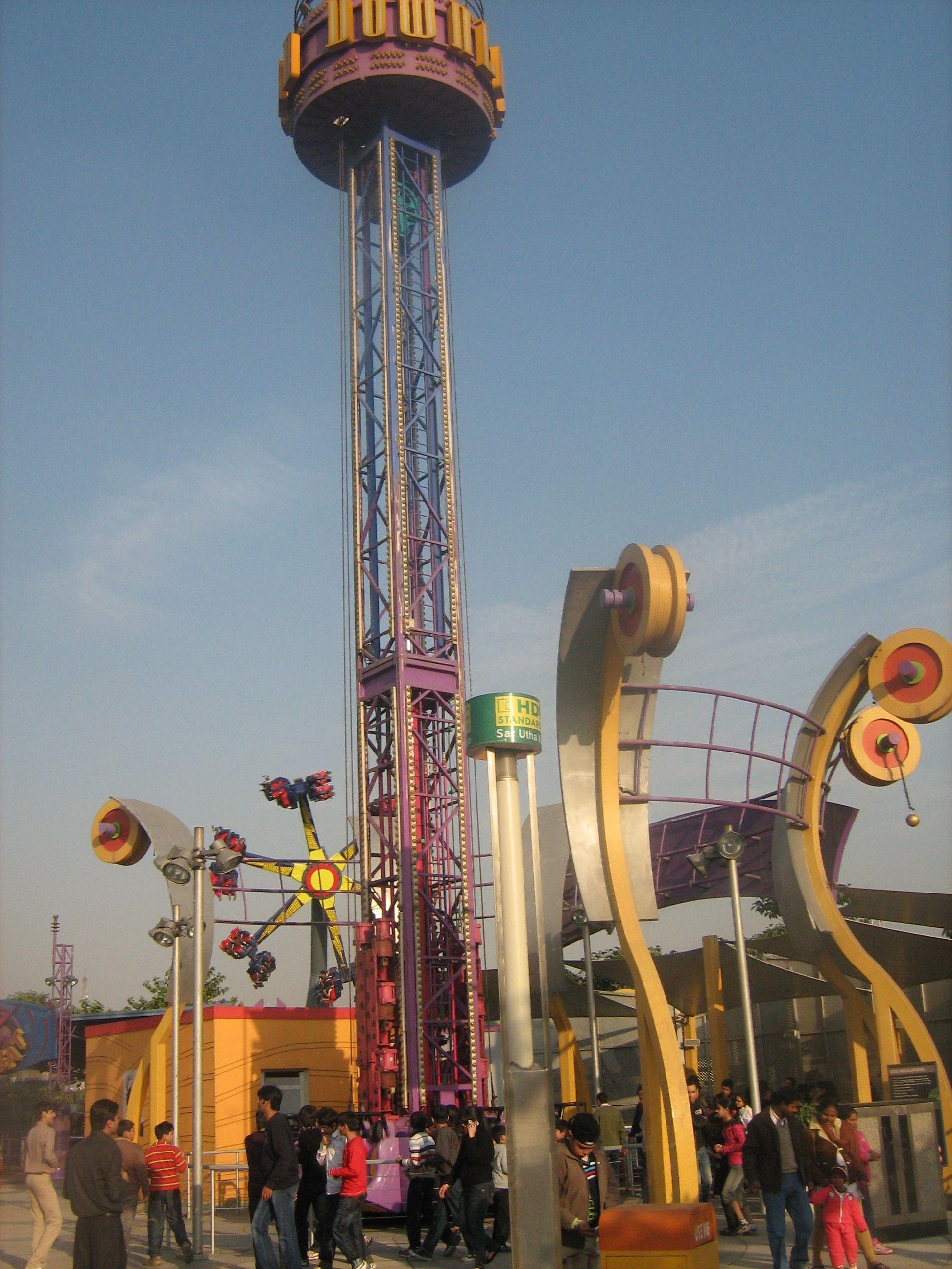 Best Amusement Park in Noida Worlds of Wonder Noida