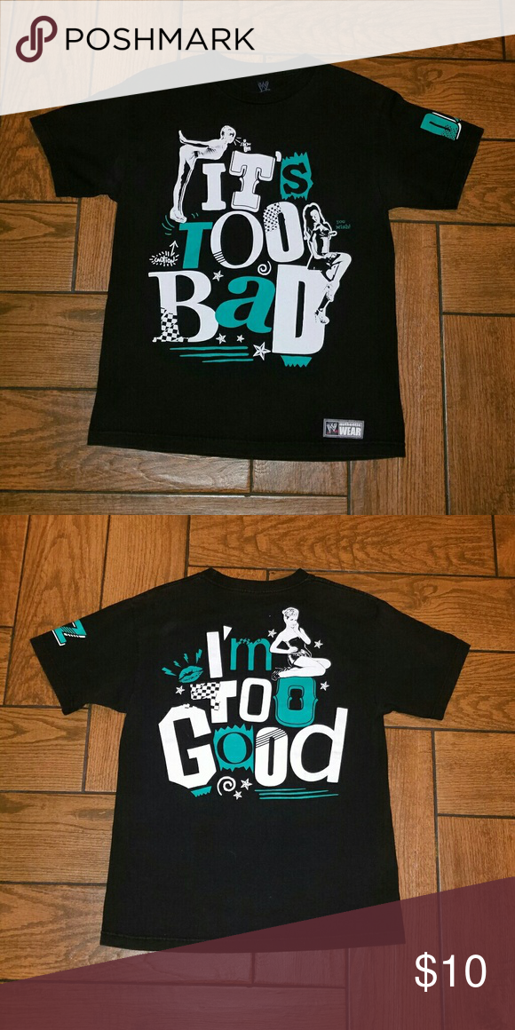 WWE Dolph Ziggler Shirt Dolph ziggler, Shirts, Clothes