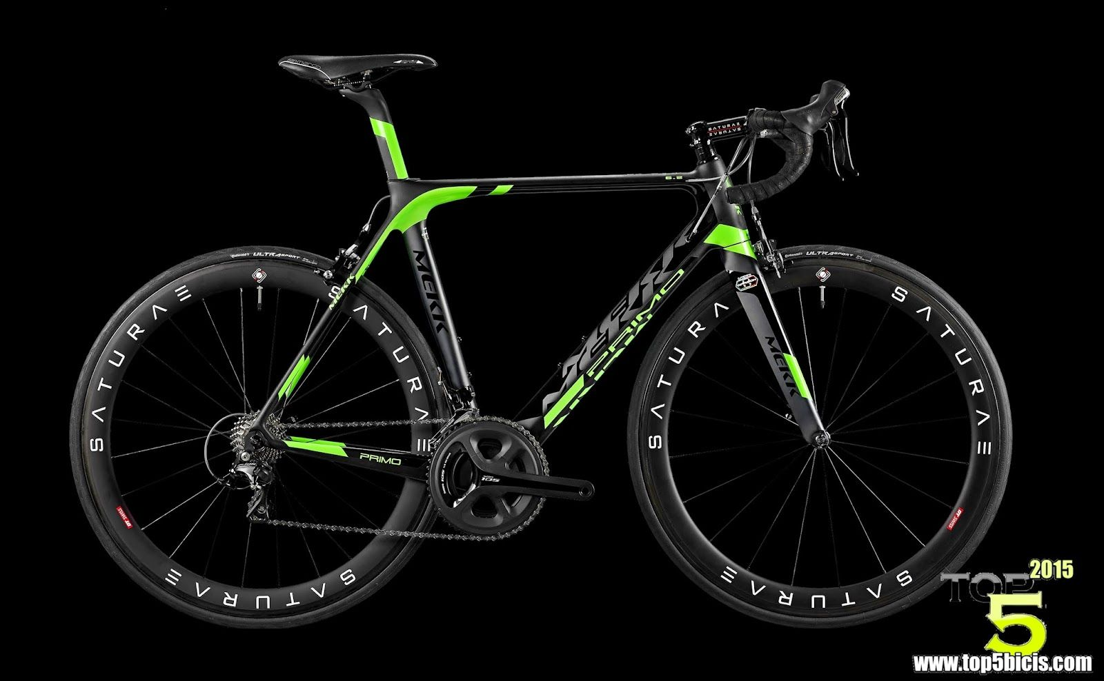 Mekk Primo, nueva marca en top5bicis | Bicicleta de carretera ...
