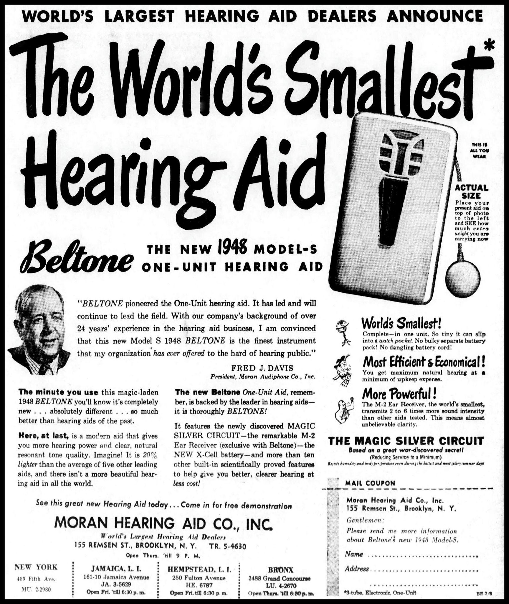 Pin On Vintage Hearing Aid Collection Joe Haupt