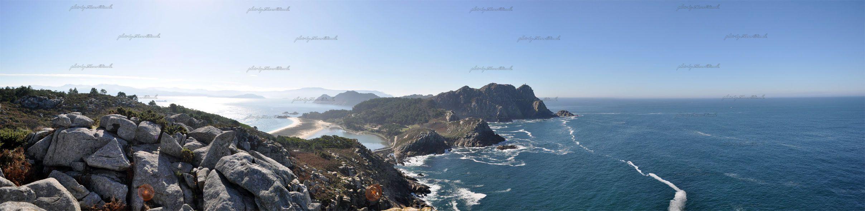 Illas Cies #panoramicphoto foto by Marco Dimola