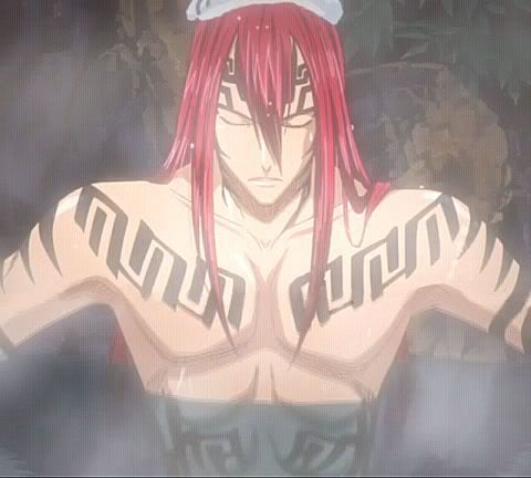 7b991881a786e94a0193f08b51a0a683 15 Handsome Male Anime Characters with Tattoos