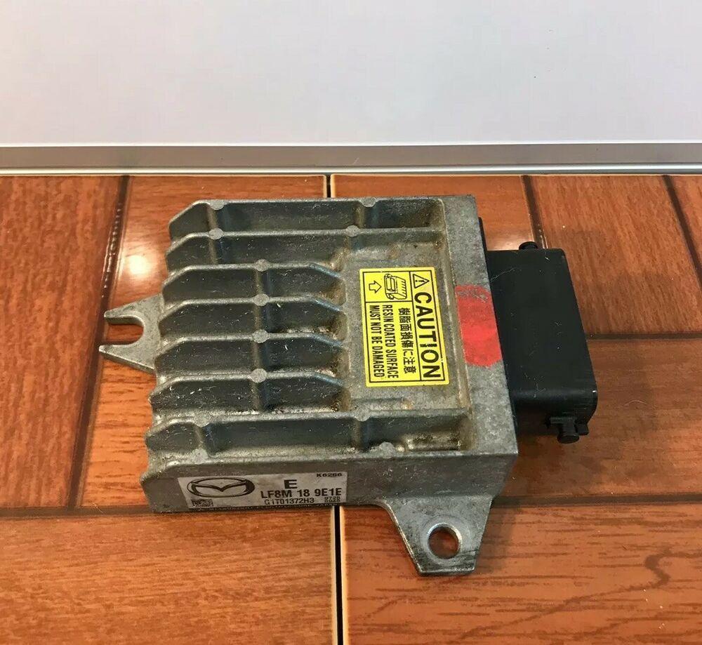 2006 Mazda 3 TCM TCU 2.3L Transmission Computer Repair Service
