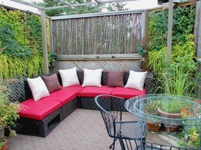 Pin de hmile2 en patios de luces interiores cerrados etc jardines peque os decoracion - Decoracion patios interiores pequenos ...