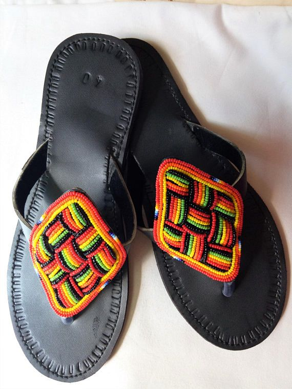 2b08d86ce7e8 Leather sandals