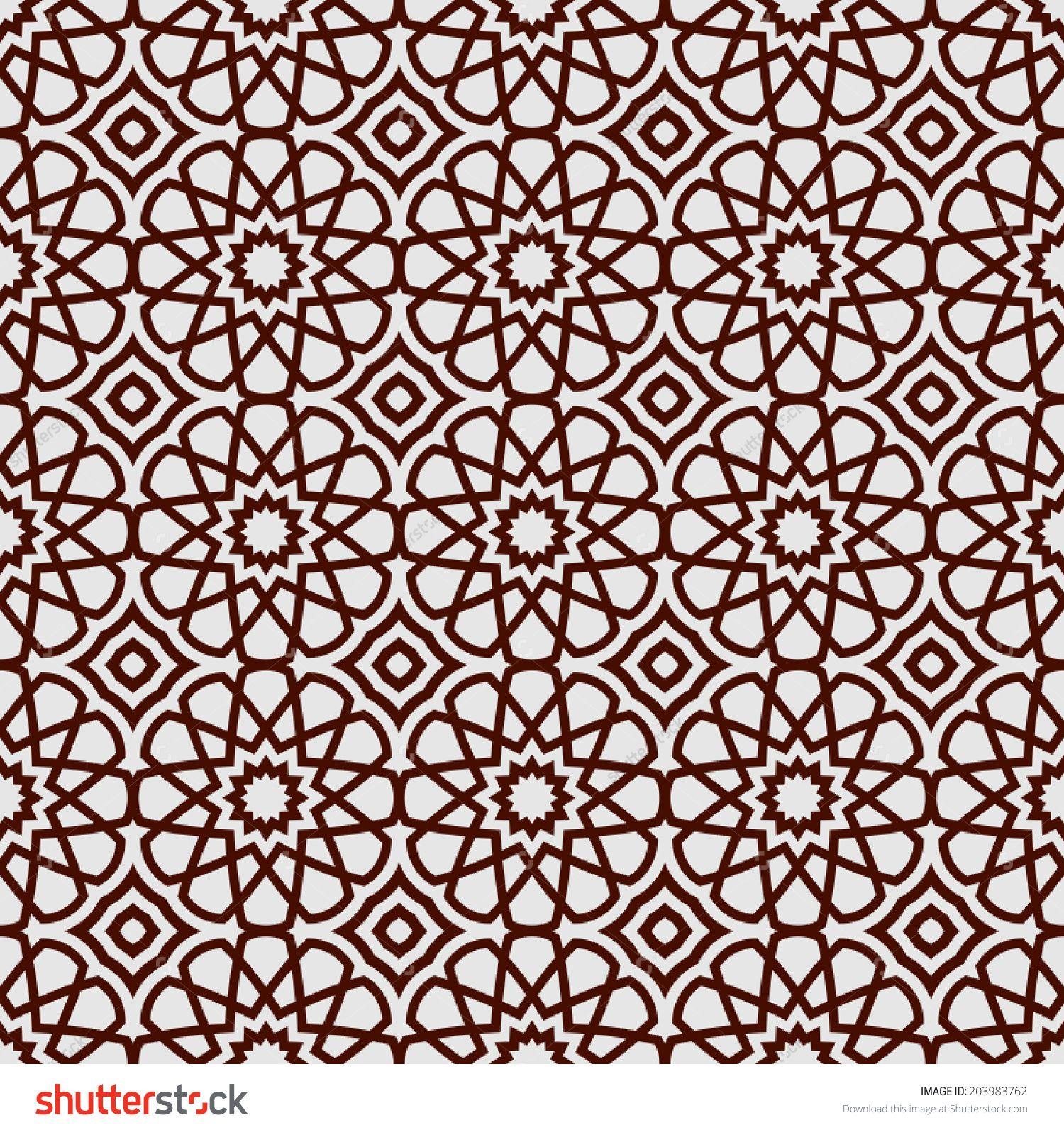 Islamic Art Abstract Islamic Background