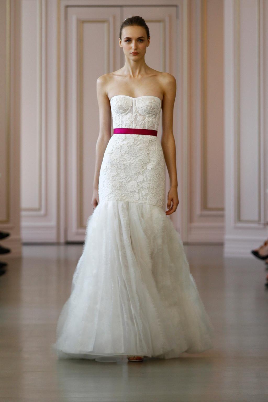 White puffy wedding dresses  British Vogue on  Weddings
