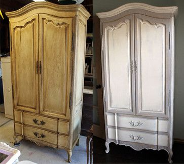 Custom Furniture Painting At Restored Home Of Alvin, Texas
