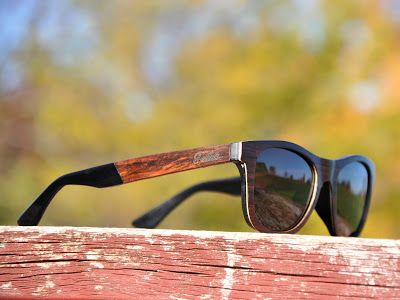 Give Back to the Earth in Style with Feller Shades Brand Handmade Wooden Eyewear
