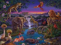Pin Auf Zoo Puzzles