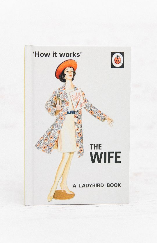 'How It Works' The Wife - Hardback